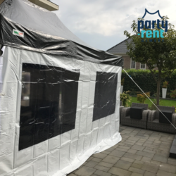 Partytent 4,5mtr